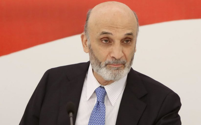 جعجع: لا بد من تشكيل حكومة مستقلة عن الأحزاب في لبنان والمسؤولون في