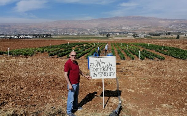 تدهور التربة الزراعية في العالم العربي وأحدث الطرق لإعادة تأهيلها.