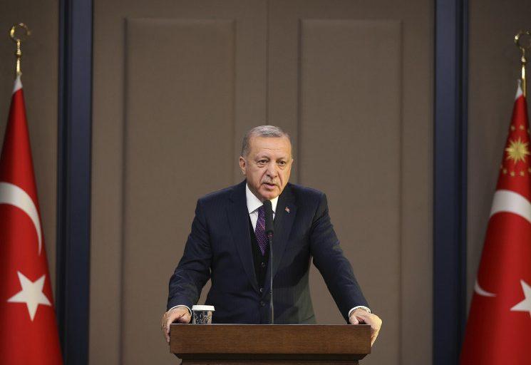 أردوغان يمهل الجيش السوري حتى نهاية شباط... ويهدد
