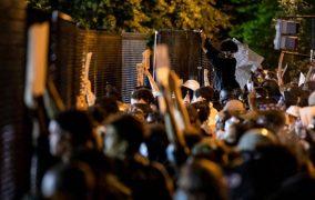 إطلاق نار في نيويورك.. والمحتجون يعودون إلى البيت الأبيض!