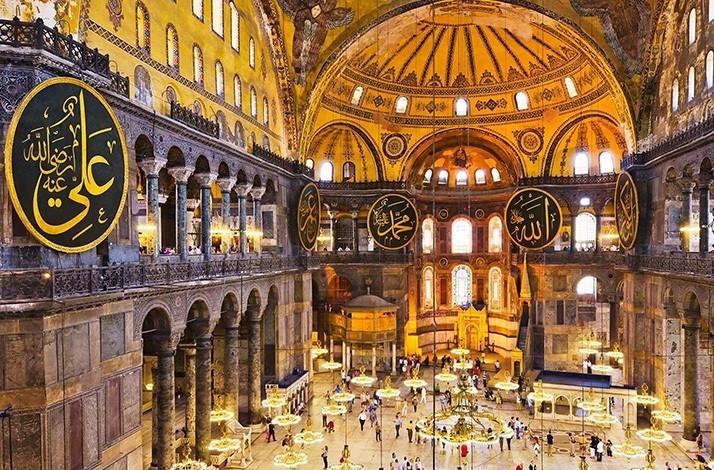 تركيا تبت اليوم في مستقبل آيا صوفيا لتحويلها إلى متحف أو مسجد