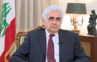 لبنان: وزير الخارحية ناصيف حتي يقدم استقالته