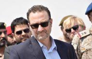 شينكر يتوجه إلى لبنان للمشاركة في افتتاح مفاوضات الترسيم