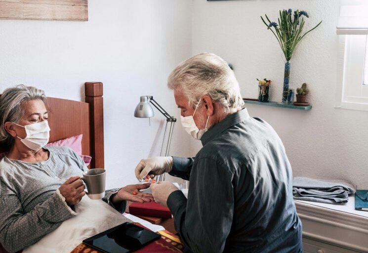 كيف تعيش مع مريض كورونا في منزل واحد؟