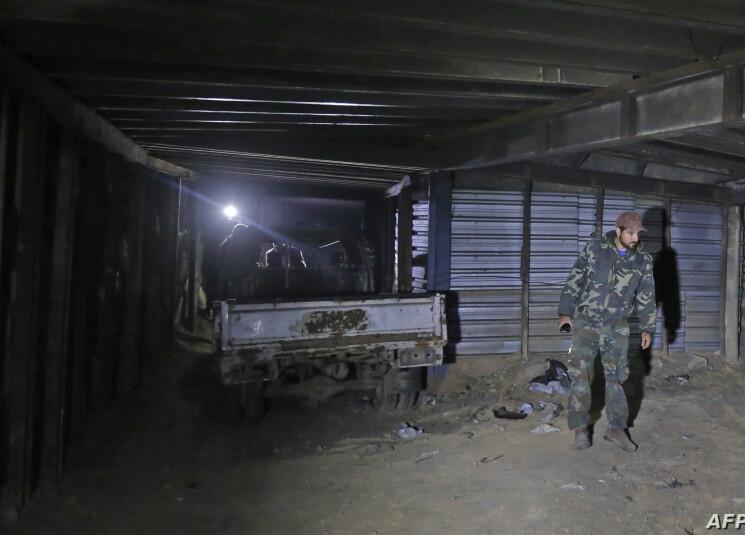 tehrib-syria