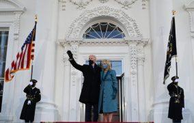 بايدن... الرئيس الـ46 للولايات المتحدة في البيت الأبيض