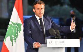 ماكرون: جيشنا يساعد في الحفاظ على السلام في لبنان